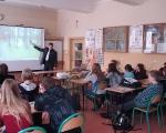 12.02.2010 Prezentacja dla uczniów w V LO