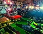 zabytki samochodowe w Old Timers Garage