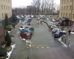 Widok w stronę ulicy Kościuszki