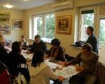 Spotkanie warsztatowe w MDK Południe Filia Piotrowice 30.08.2010