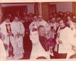 Poświęcenie Kościoła NSPJ w Piotrowicach przy ulicy Fredry