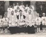 Proboszcz parafii NSPJ Anastazy Muża