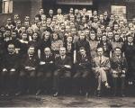 Na pamiątkę ze szkoły zawodowej z Piotrowic (28.06.1946 rok)