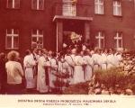 Pogrzeb proboszcza Waldemara Dekiel (29.04.1986 roku)