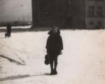 Szkoła Podstawowa nr 56, obecnie Gimnazjum nr 19 Ochojec rok 1964