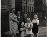 Ulica Stalowa, Ochojec 25 lipiec 1948
