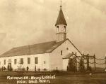 Kościół w Piotrowicach, 1930