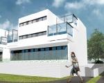 Wizualizacja budynku nr 1C