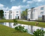 Wizualizacja budynków 3 i 4
