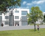 Wizualizacja budynku nr 3