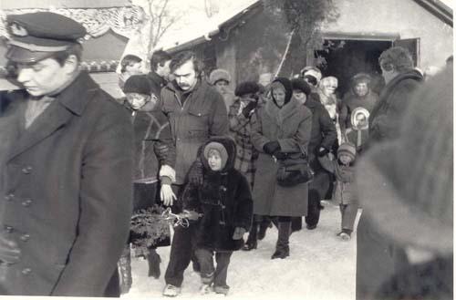 Pogrzeb Zbigniewa Wilka