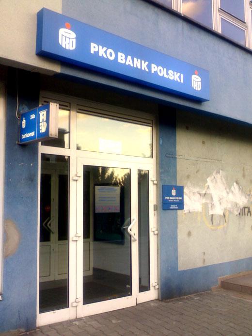 Bankomat PKO w Piotrowicach