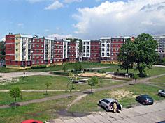 Dzielnice Katowice