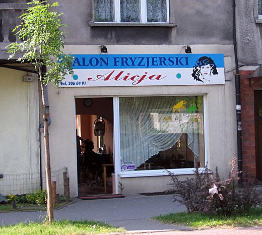 Fryzjer Alicja
