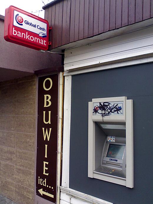 Bankomat Global Cash System