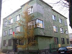 Budynek policji Piotrowice