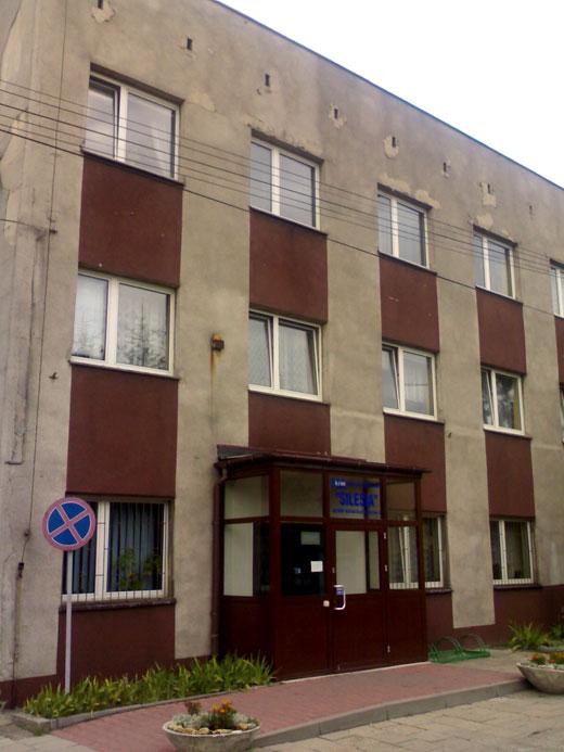 Spółdzielnia Mieszkaniowa Silesia