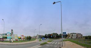 ul. Armii Krajowej fot. vtgbart