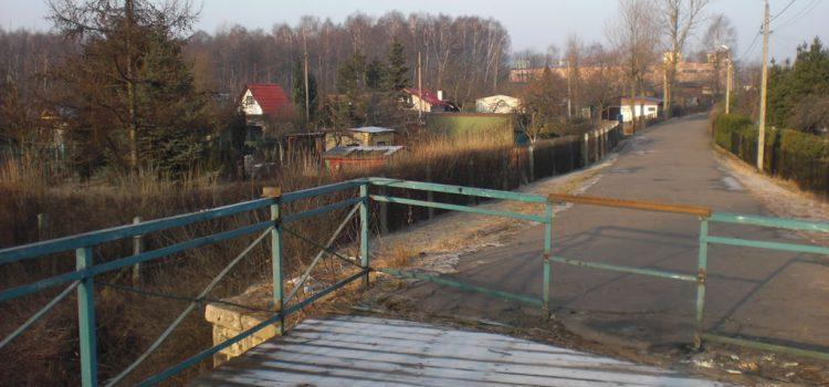 Zablokowany most zostanie wyremontowany