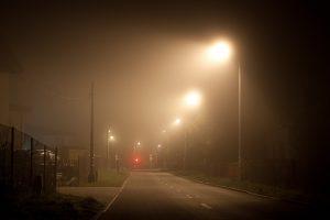 Mgła na Bukszpanowej