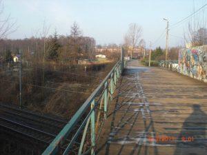 Zablokowany most