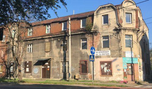 Miasto sprzedaje kamienicę Jankego 186