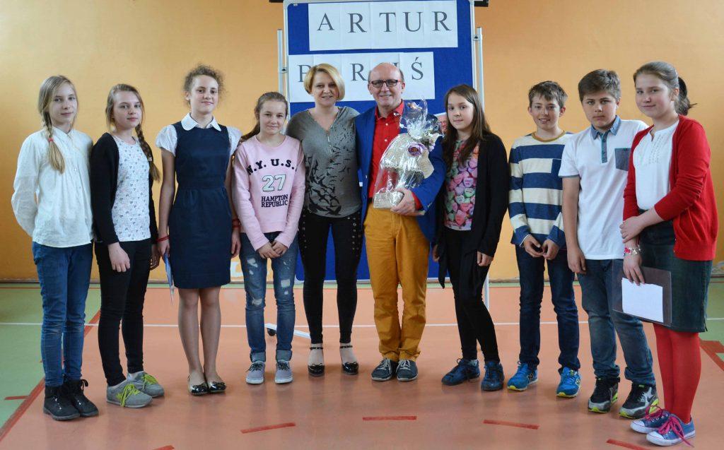 Artur Barciś SP32 Katowice