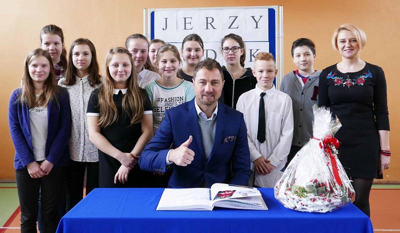 Jerzy Dudek SP32 Katowice