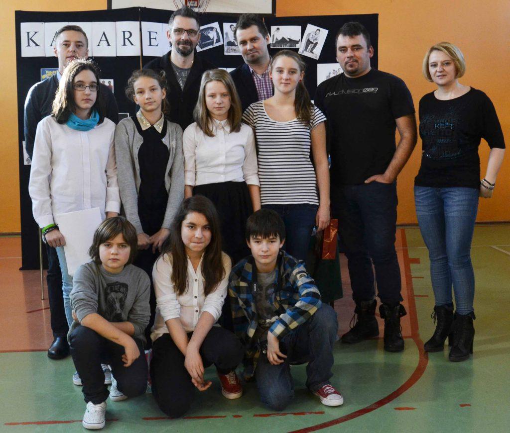 Kabaret Młodych Panów SP32 Katowice