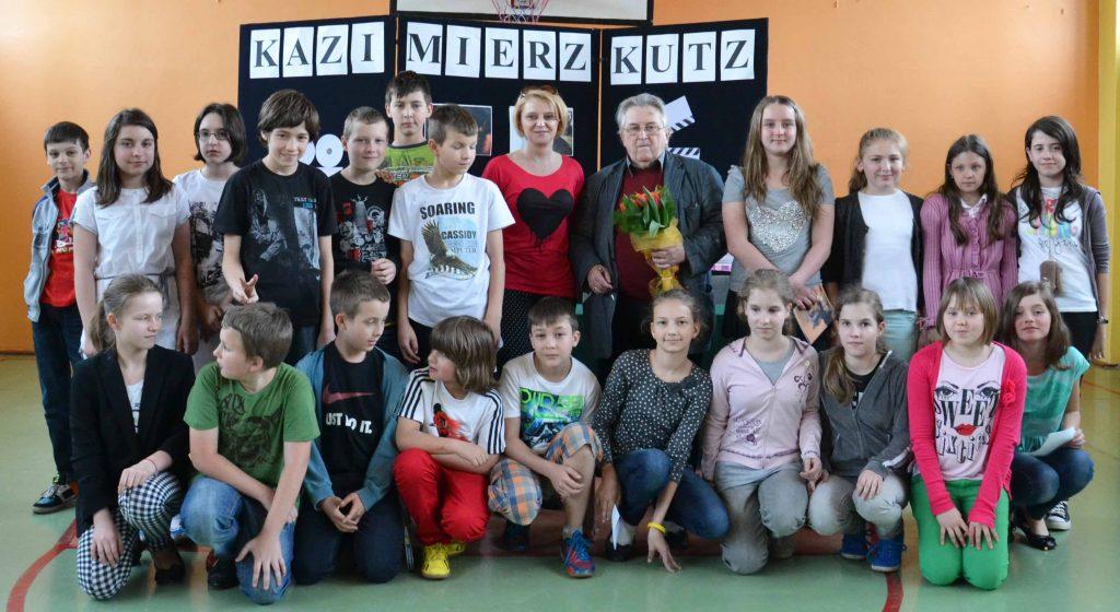 Kazimierz Kutz SP32 Katowice