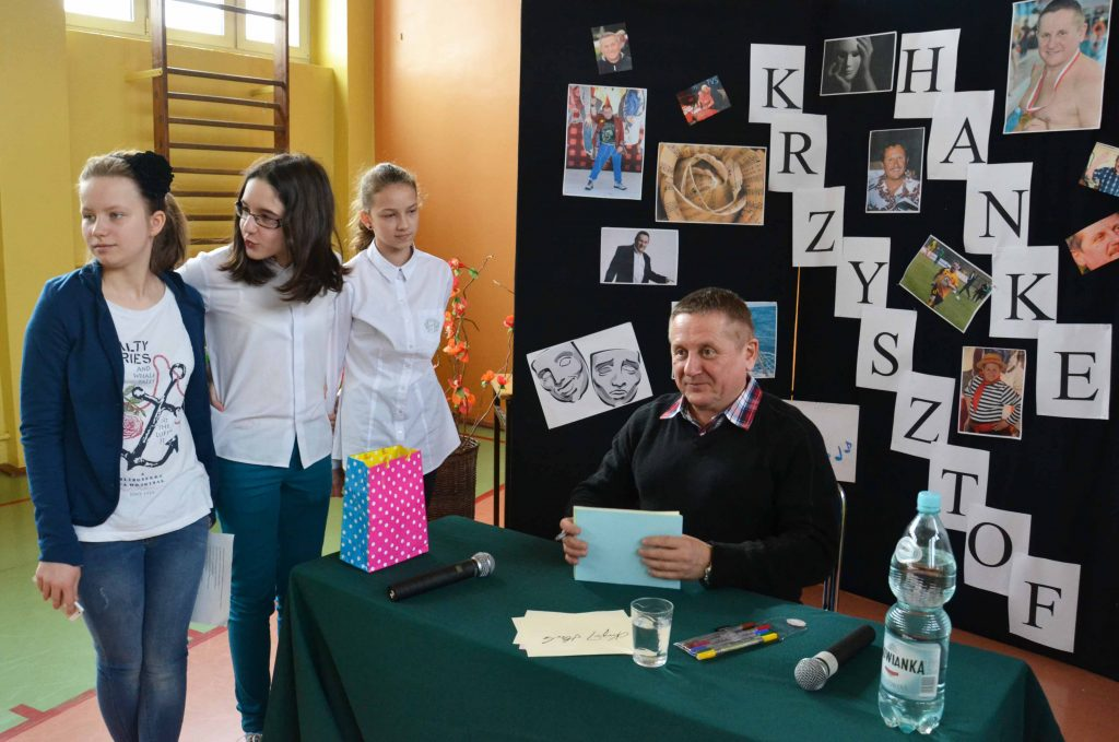 Krzysztof Hanke SP32 Katowice