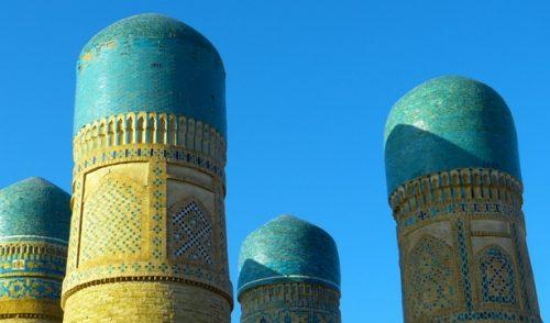 Pośród meczetów…