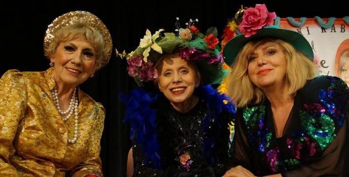 "Kabaret ""Old Spice Girls"""
