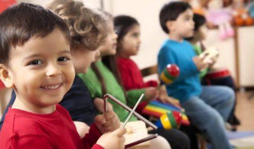 Muzycy dzieciom