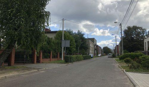 """Konsultacje projektu pn.: """"Połączenie drogowe ul. Radockiego z ul. Braci Wiechułów w Katowicach"""""""