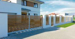 Odpowiedni dobór bramy oraz ogrodzenia